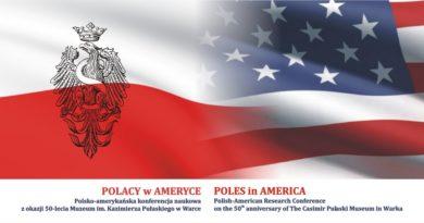 Polsko-amerykańska konferencja naukowa w Warce