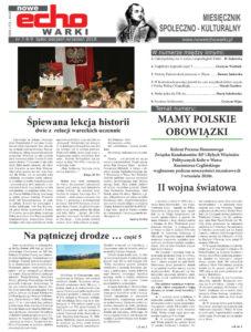 Lipiec - Sierpień - Wrzesień 2018